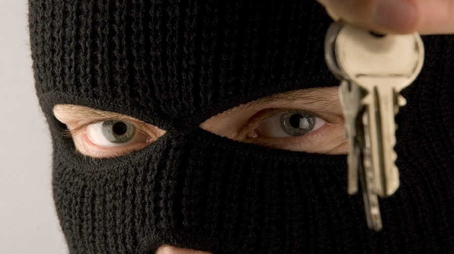 Burglars are good at finding your spare key. Don't make it easy for them!