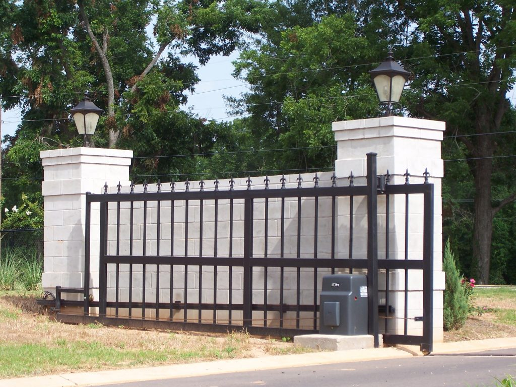 Automated Driveway Gates | Wrought Iron Gates & Fencing