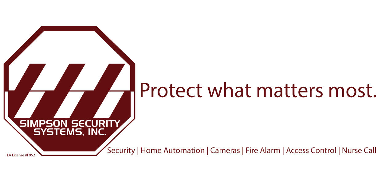 Simpson Security - Protect What Matters Most