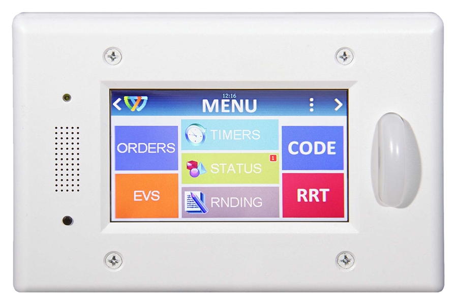 West-Com Nurse Call Systems i-Dome Touch